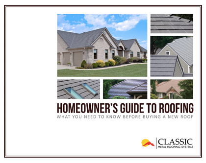 Homeowners guide to roofing